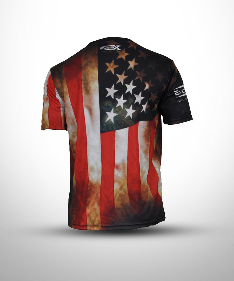 Full Dye sublimated Jersey American Cowboy - Evo9x Store