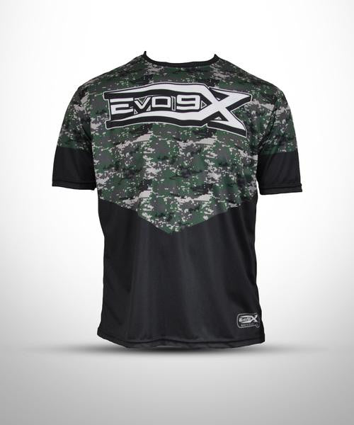 Full Dye Sublimated Jersey DIG CAMO