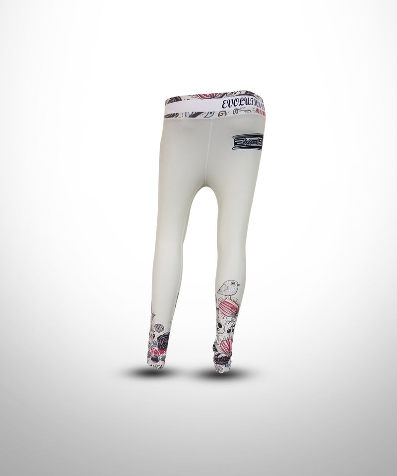 Full dye Sublimated Ladies Tights / Leggings