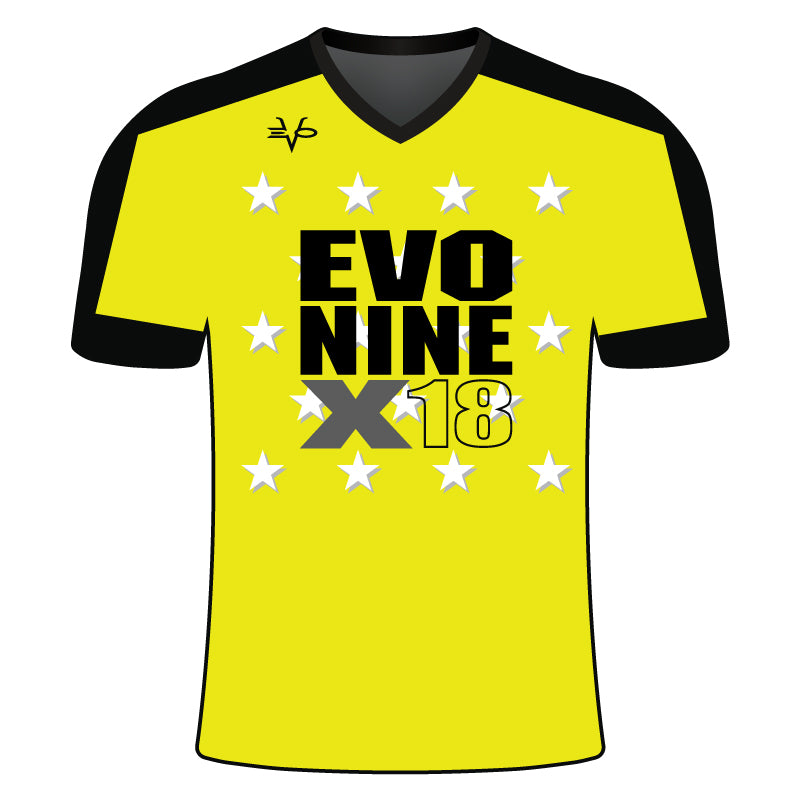EVO FAM JAM YELLOW SHIRT