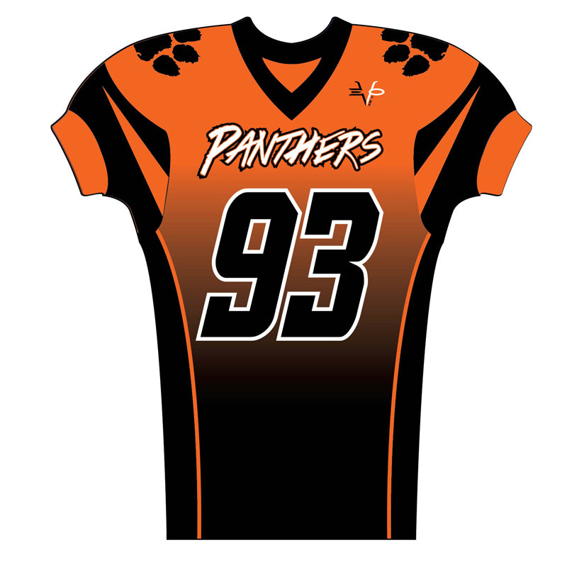 PANTHERS SUBLIMATED FAN JERSEY