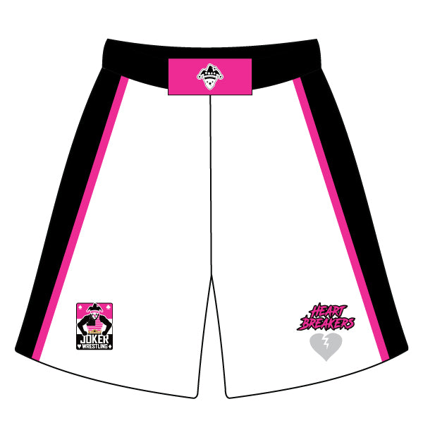 HEARTBREAKERS FIGHT SHORTS