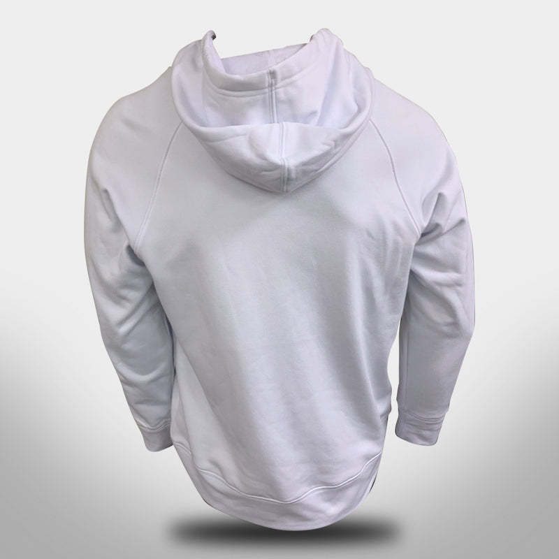 "EVO ""FIGHT CANCER"" BREAST CANCER HOODIE - WHITE"