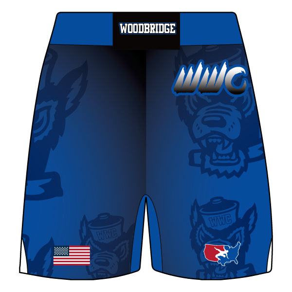 WOODBRIDGE WOLFPACK FIGHT SHORTS