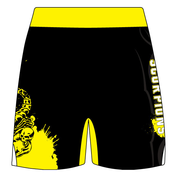 SCORPIONS WRESTLING FIGHT SHORTS