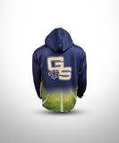 Full dye Sublimated hoodie GS-Navy-Field