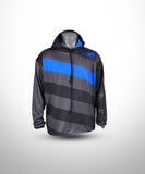Full Dye Sublimated Hoodie FLAG-BLUELINE