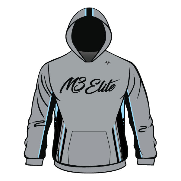 Evo9x M3 ELITE Full Dye Sublimated Hoodie