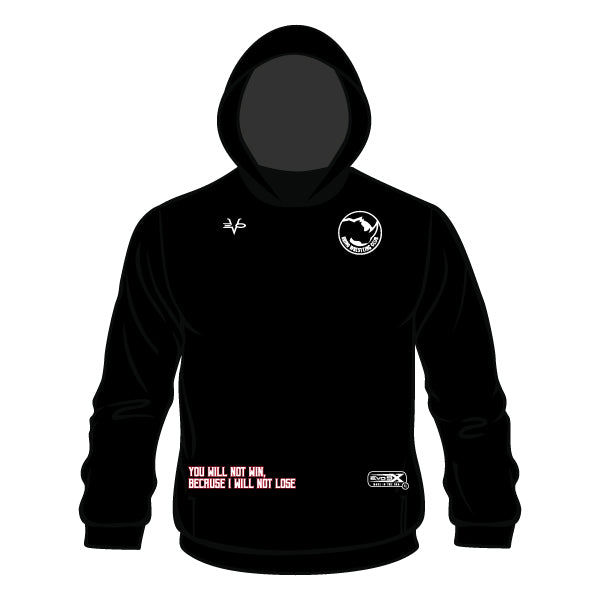 RHINO WRESTLING HOODIE (NO NAME/PERSONALIZATION)