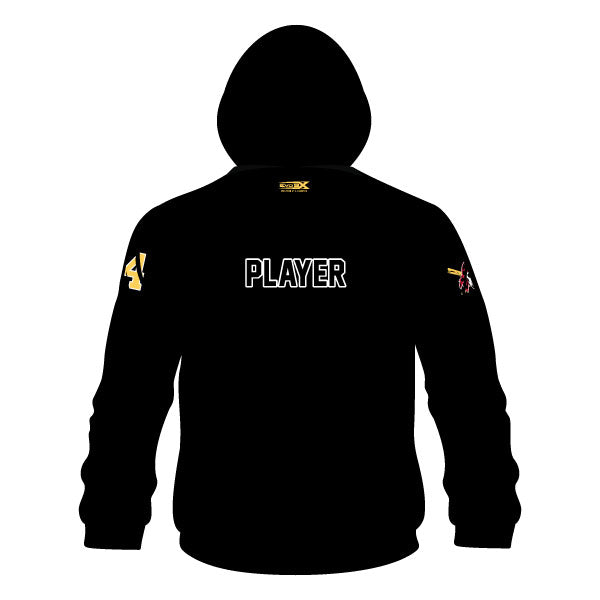 OLNEY PIRATES BASEBALL HOODIE (BLACK)