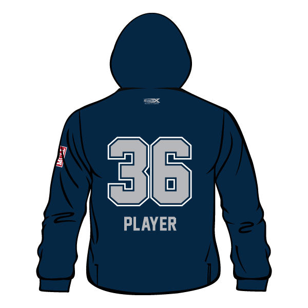 Evo9x MONTGOMERY LITTLE LEAGUE Full Dye Sublimated Hoodie