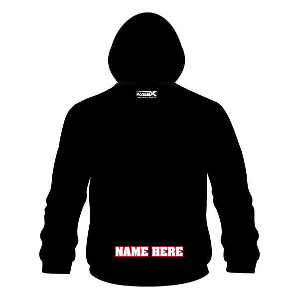 RHINO WRESTLING HOODIE (WITH NAME)