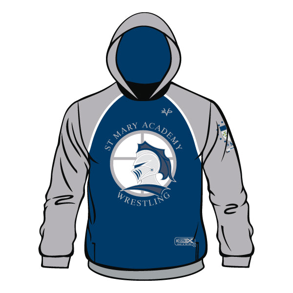 ST. MARY ACADEMY HOODIE (NAVY)