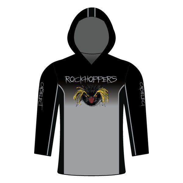 Evo9x CM SELECT ROCKHOPPERS Full Dye Sublimated T-Shirt Hoodie Black