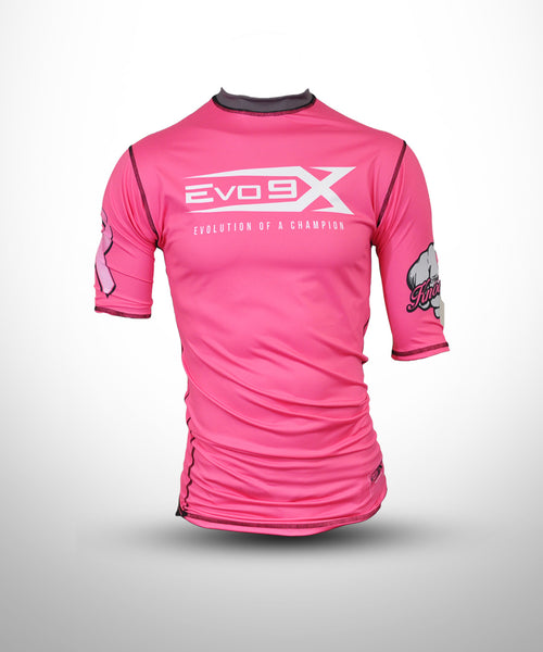 Full dye sublimated Compression jersey EVOC1