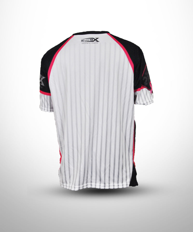 Full Dye Sublimated Jersey  Hope Breast Cancer Awareness