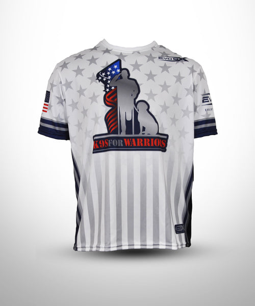 Full dye sublimated jersey K9W