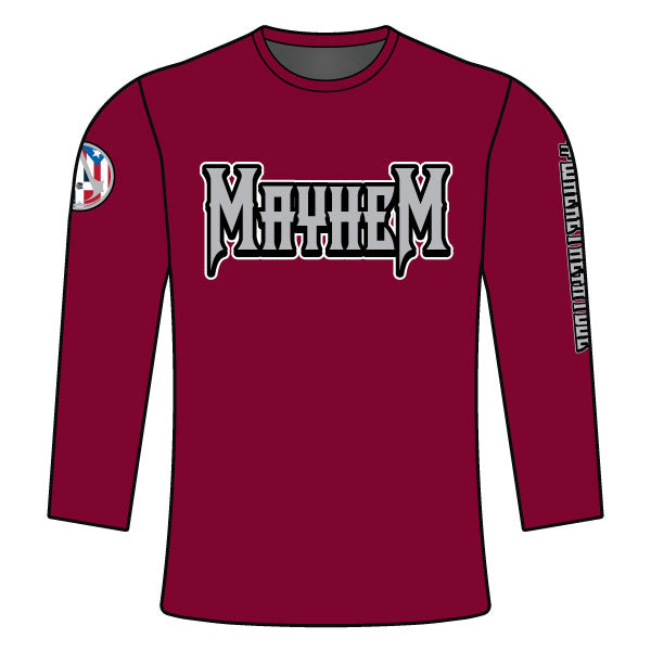 METRO WEST MAYHEM LONG SLEEVE SHIRT