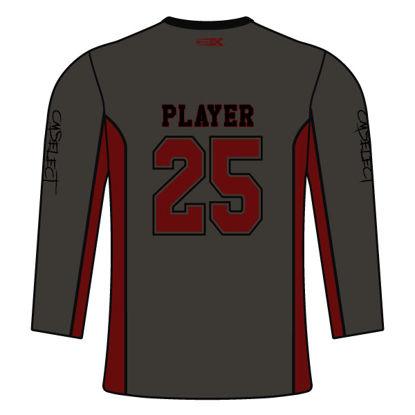 CM SELECT ROCKHOPPERS Full Dye Sublimated Long Sleeve Shirt