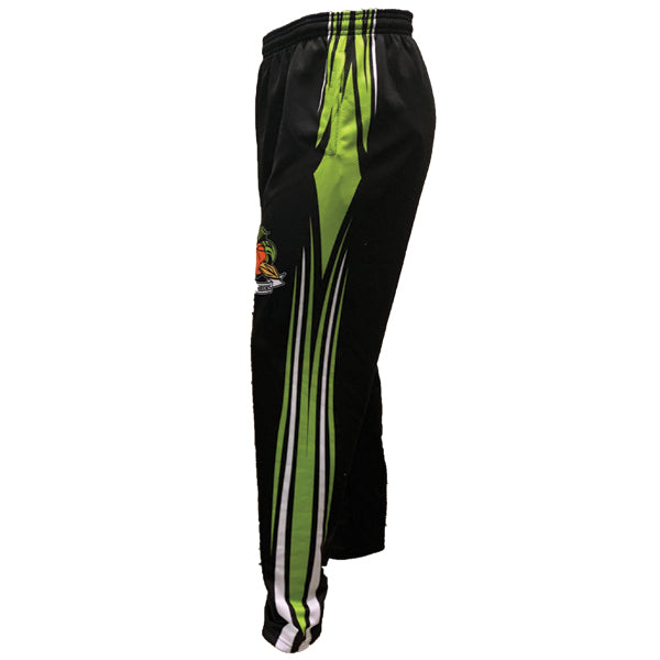 JERSEY WARRIORS SUBLIMATED SWEATPANTS