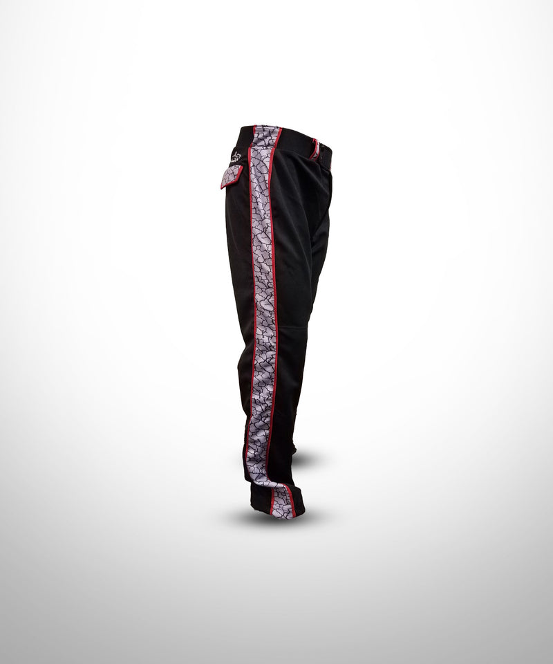 Baseball Pant with Sublimated Elephant Print Panels