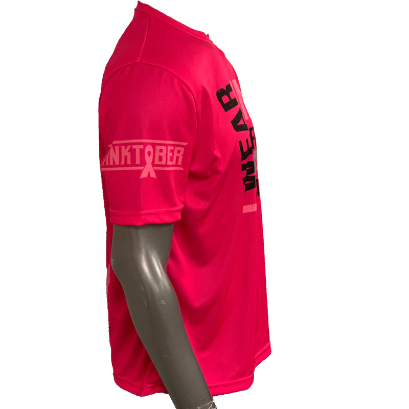 EVO PINK WARRIOR SHIRT