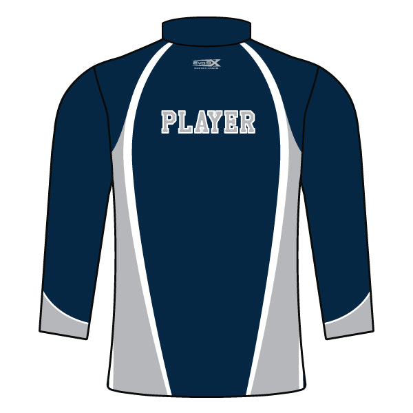 KENT ISLAND SOFTBALL 1/4 ZIP JACKET