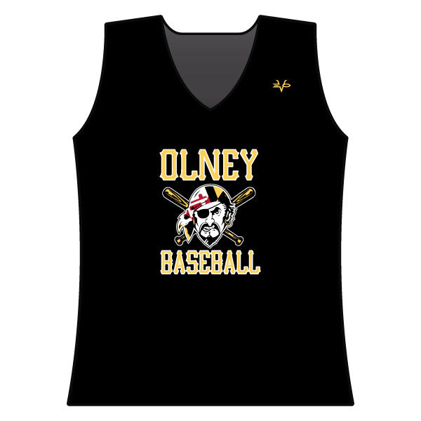 OLNEY PIRATES BASEBALL RACERBACK