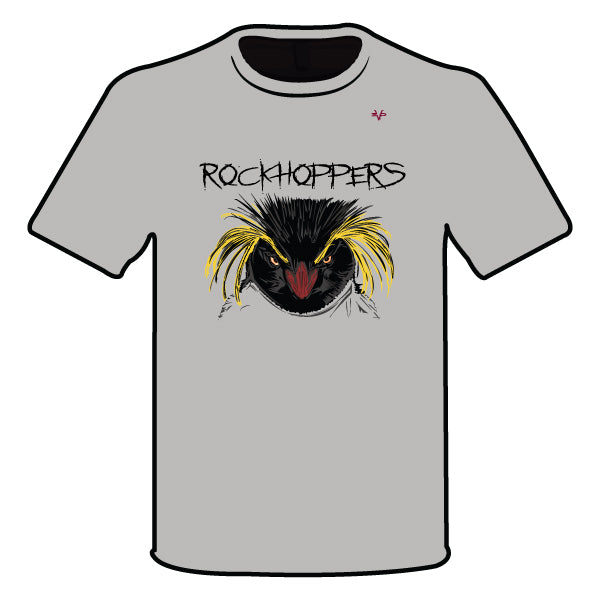 Evo9x CM SELECT ROCKHOPPERS Semi Sublimated Shirt Gray