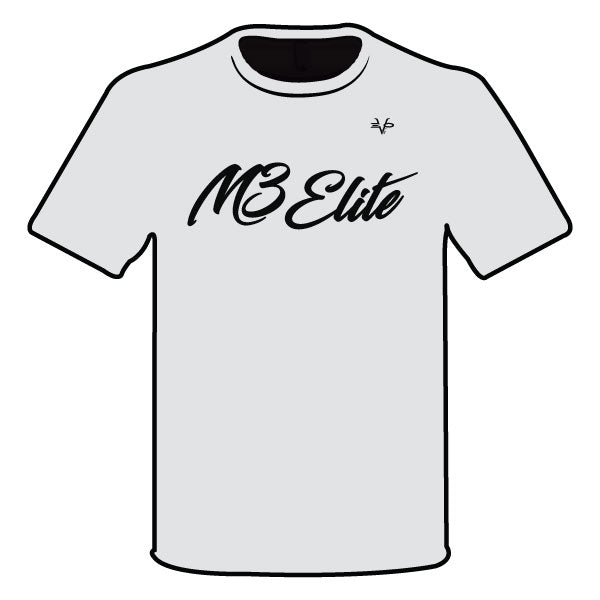 Evo9x M3 ELITE Semi Sublimated Shirt Grey