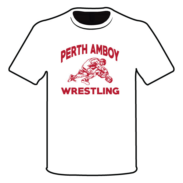 PERTH AMBOY WRESTLING SEMI SUB SHIRT