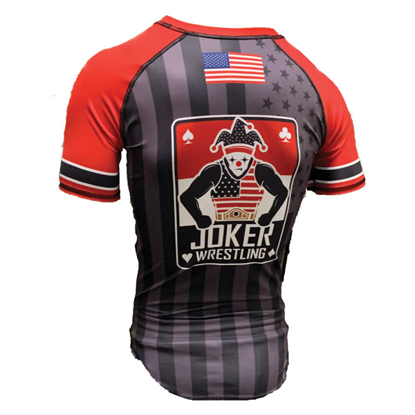 JOKER UNIFORM COMPRESSION SHIRT (VARIOUS COLORS)
