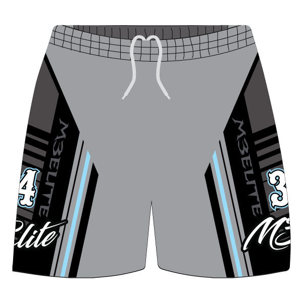 Evo9x M3 ELITE Full Dye Sublimated Shorts