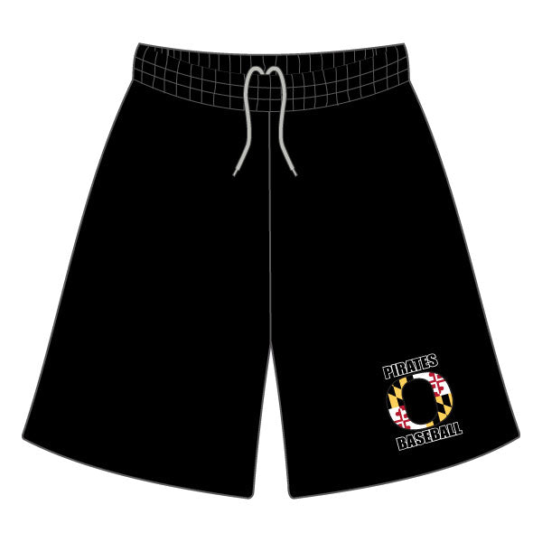 OLNEY PIRATES BASEBALL SHORTS