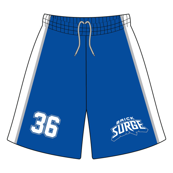 Evo9x BRICK SURGE Full Dye Sublimated Shorts