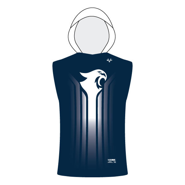 STORM SLEEVELESS COMPRESSION HOODIE