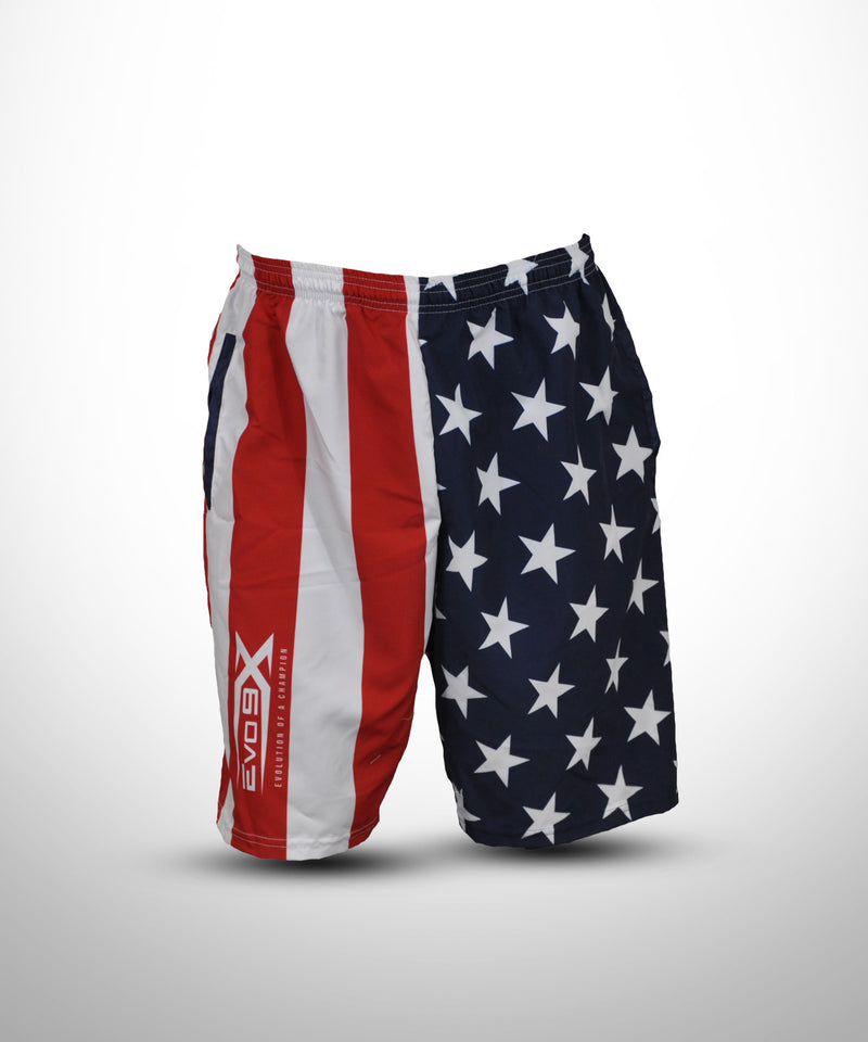 Full dye Sublimated Micro Fiber Shorts
