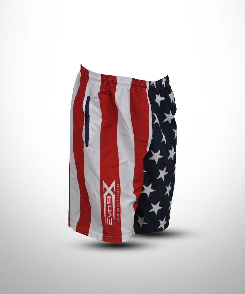 Full dye Sublimated Micro Fiber Shorts - Evo9x Store