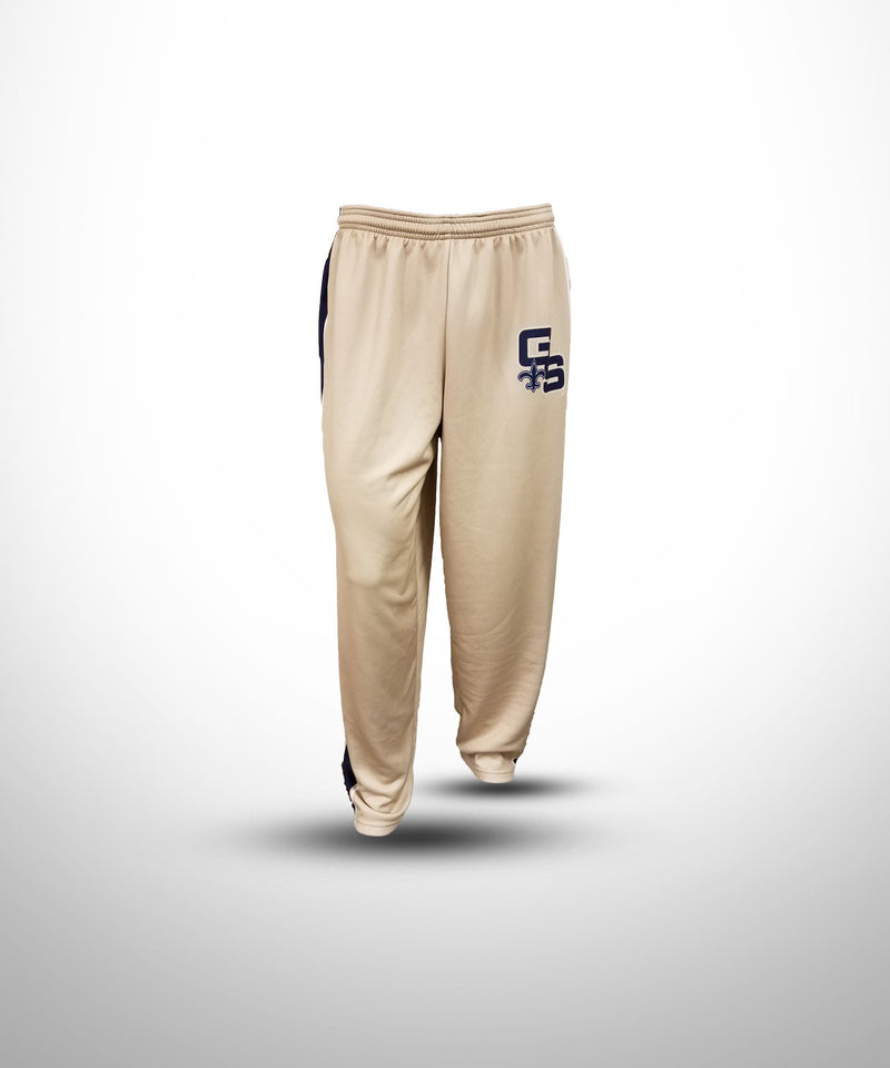 Full Dye Sublimated Sweat Pants VG GOLDEN SAINTS