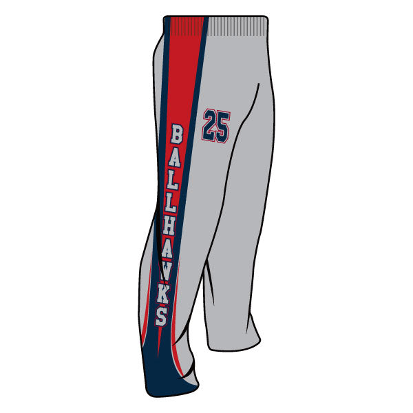 Evo9x DAVINCI BASKETBALL Full Dye Sublimated Sweatpant