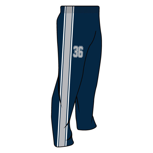 Evo9x MONTGOMERY LITTLE LEAGUE Full Dye Sublimated Sweatpants