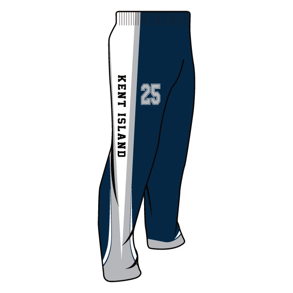 KENT ISLAND SOFTBALL WOMENS SWEATPANTS