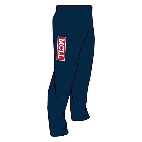 Evo9x MONTGOMERY LITTLE LEAGUE Full Dye Sublimated Sweatpants Alternate