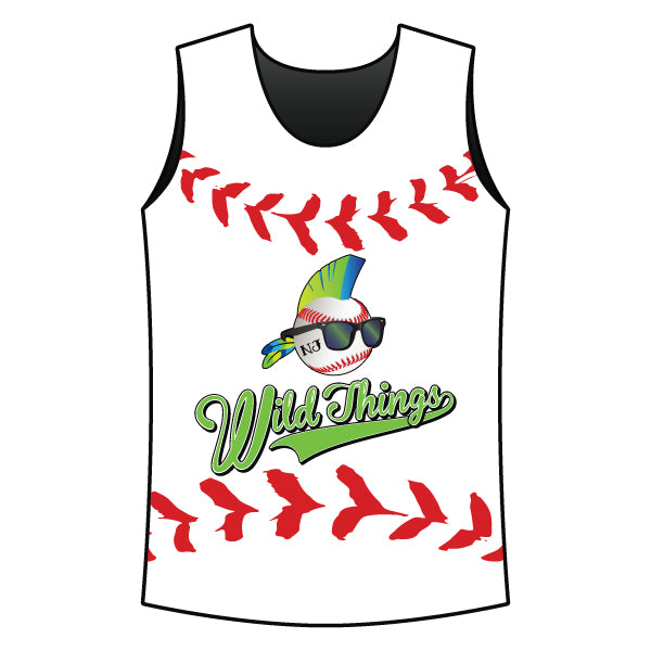 WILD THINGS NJ TANK TOP