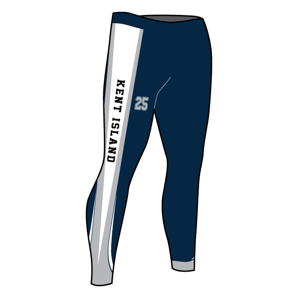 KENT ISLAND SOFTBALL WOMENS TIGHTS