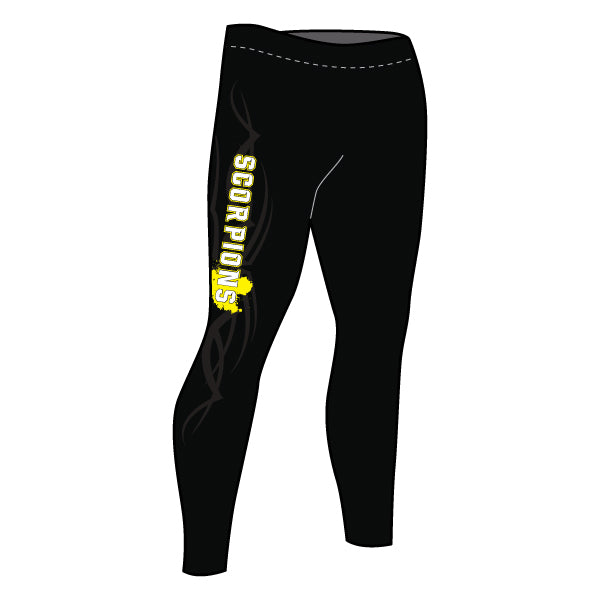 SCORPIONS WRESTLING MENS TIGHTS