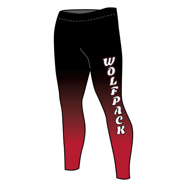 MANALAPAN WOLFPACK WOMENS TIGHTS