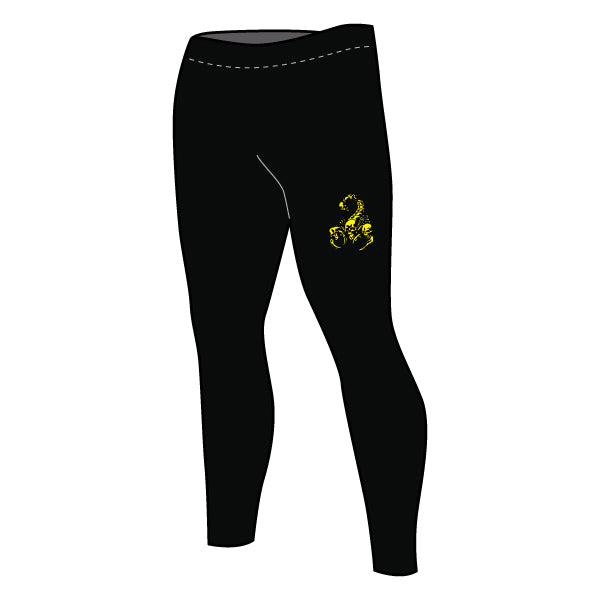 SCORPIONS WRESTLING WOMENS TIGHTS