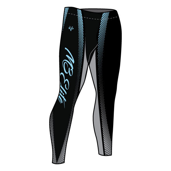 Evo9x M3 ELITE Full Dye Sublimated Women's Tights