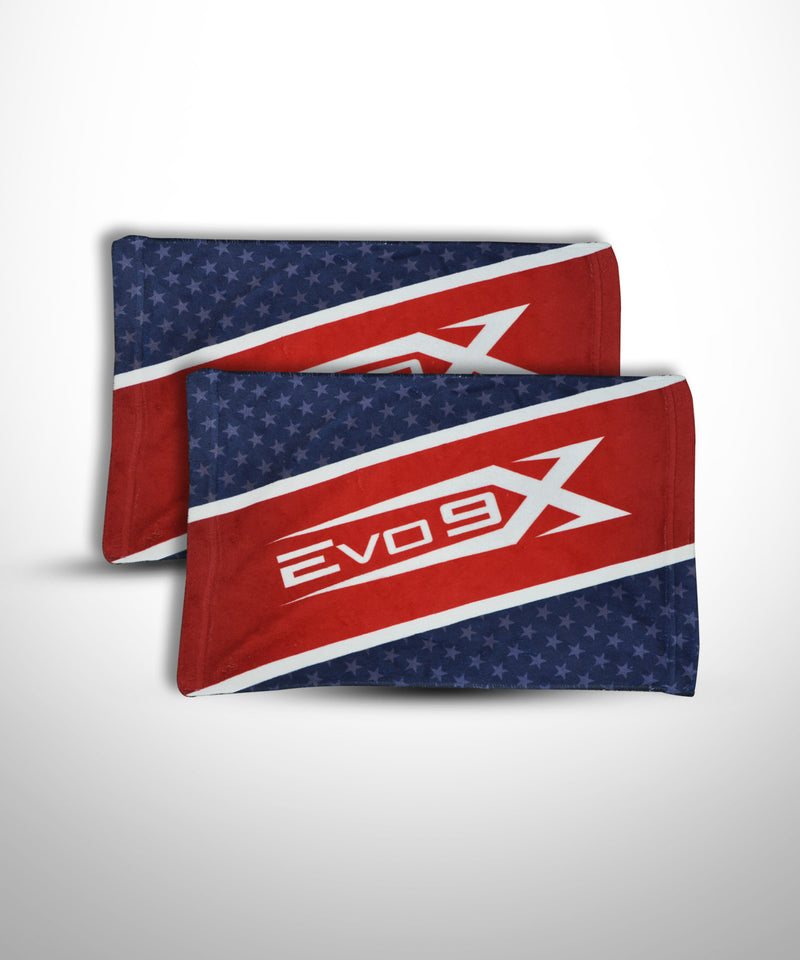 Sublimated Golf Towels - Evo9x Store